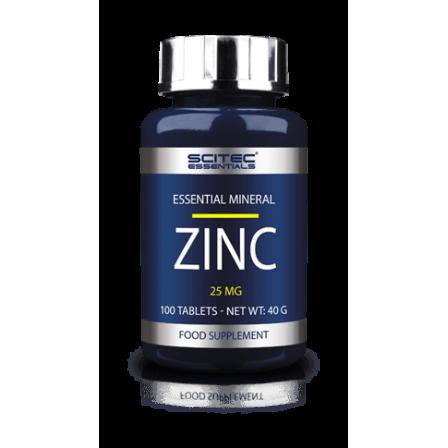 Scitec Nutriton Zinc 100 tabs.