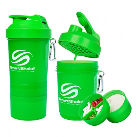 SmartShake Original Series Neon Green