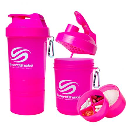 SmartShake Original Series Neon Pink