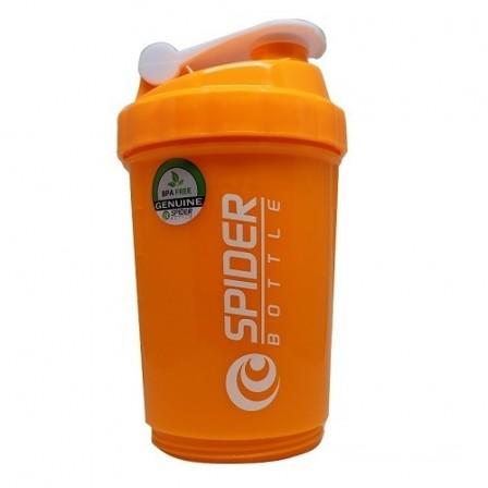Spider Bottle 2Go Orange 500 ml.