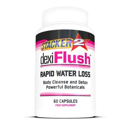 Stacker2 Dexi Flush 60 caps.