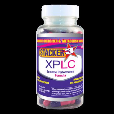 Stacker2 Stacker 3 XPLC 100 caps.