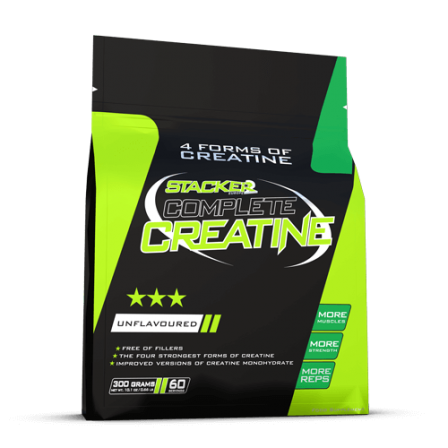 Stacker2 Complete Creatine 300 gr.