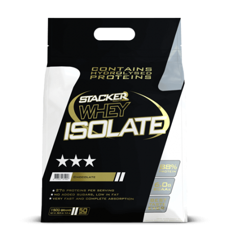 Stacker2 Whey Isolate 1500 gr.