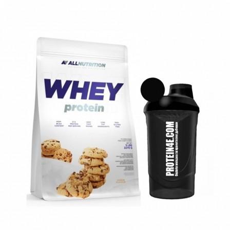 Allnutrition Whey Protein 2270 gr + Shaker 600 ml.
