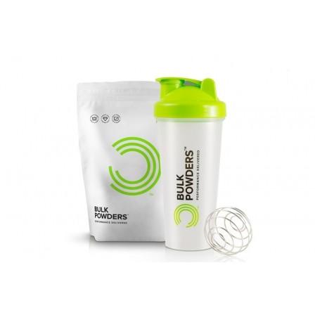 Bulk Powders Beef Protein Isolate 97 1000 gr. + Shaker Mixer Bottle 600 ml.