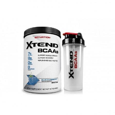 Scivation Xtend BCAA 1276 gr. + Scivation Shaker 800 ml.