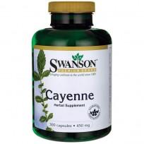 Swanson Cayenne 300 caps.