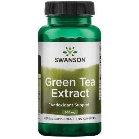 Swanson Green Tea Extract 60 caps.