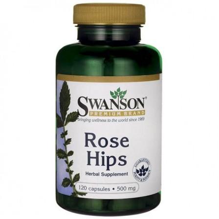 Swanson Rose Hip 120 caps.