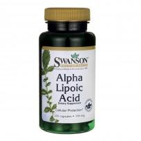 Swanson Alpha Lipoic Acid 100mg 120 caps.