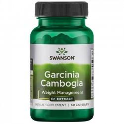 Swanson Garcinia Cambogia 60 caps.