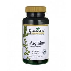 Swanson L-Arginine 100 caps.