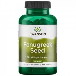 Swanson Fenugreek Seed 90 caps.