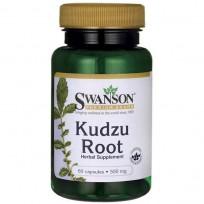 Swanson Kudzu Root 500 mg 60 caps.