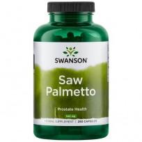 Swanson Saw Palmetto 540 mg 250 caps.