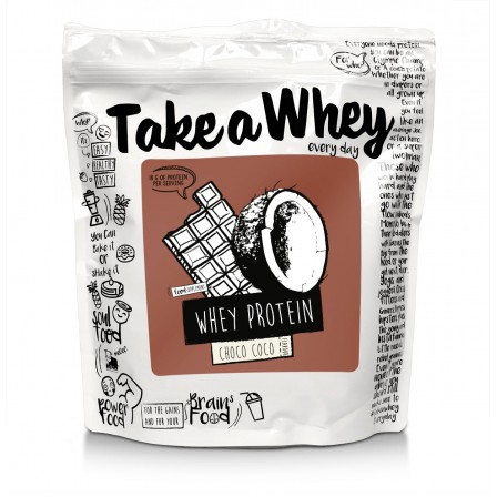 Take A Whey Protein Blend 900 gr.
