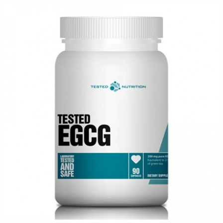 Tested Nutrition Tested EGCG 90 caps.