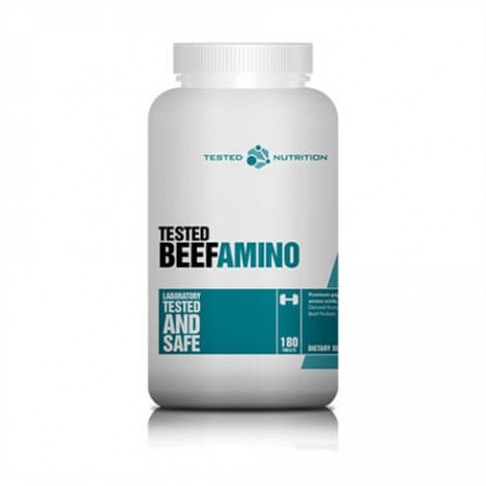 Tested Nutrition Beef Amino 180 tabs.