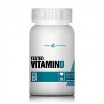 Tested Nutrition Vitamin D 90 softgels