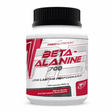 Trec Nutrition Beta Alanine 700 120 caps.