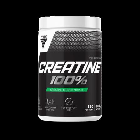 Trec Nutrition 100% Creatine 600 gr.