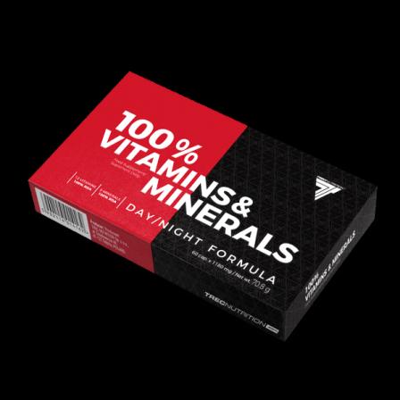 Trec Nutrition 100% Vitamins & Minerals 60 caps.