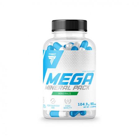 Trec Nutrition Mega Mineral Pack 90 caps.