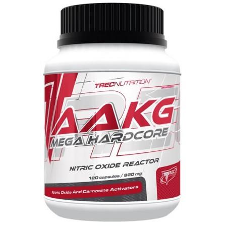 Trec Nutrition AAKG Mega Hardcore 120 caps.