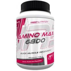 Trec Nutrition Amino Max 6800 320 caps.