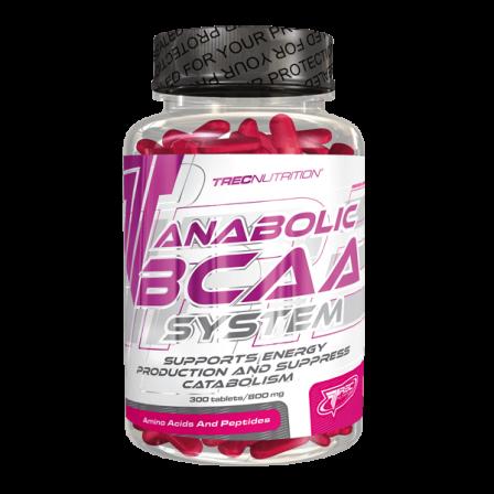 Trec Nutrition Anabolic BCAA System 300 tabs
