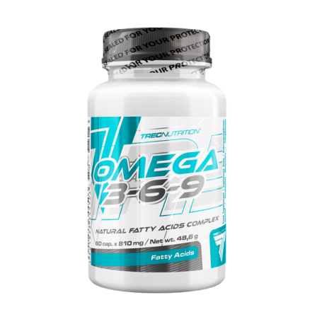 Trec Nutrition Omega 3-6-9 120 caps.