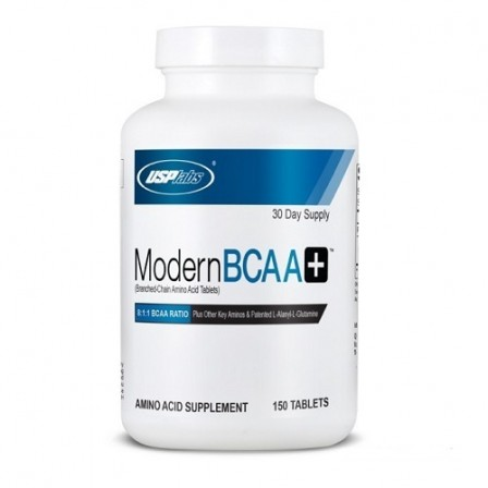 USP Labs Modern BCAA+ Tablets 150 tabs.