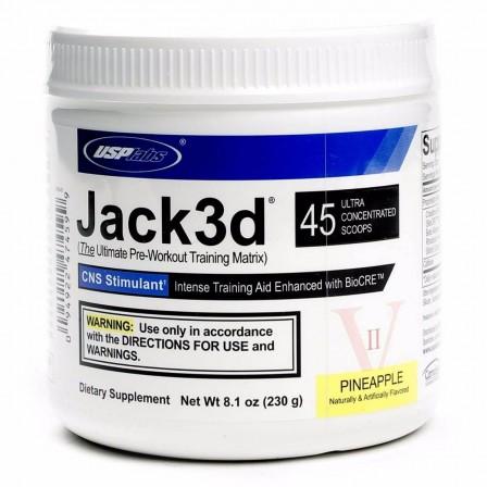 USP Labs Jack3d 248 gr.