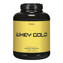 Ultimate Nutrition Whey Gold 2278 gr.