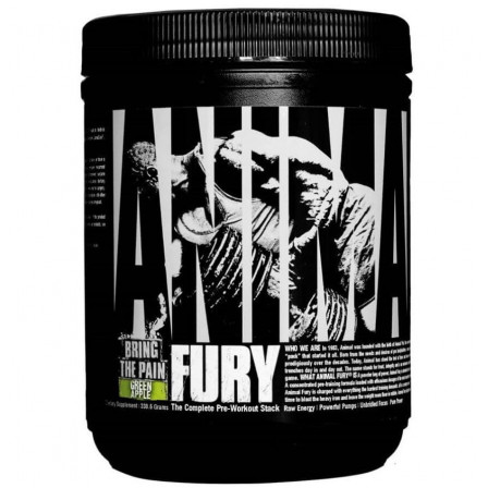 Universal Nutrition Animal Fury 330 gr.