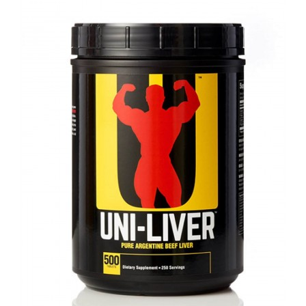 Universal Nutrition Uni Liver 500 tabs.