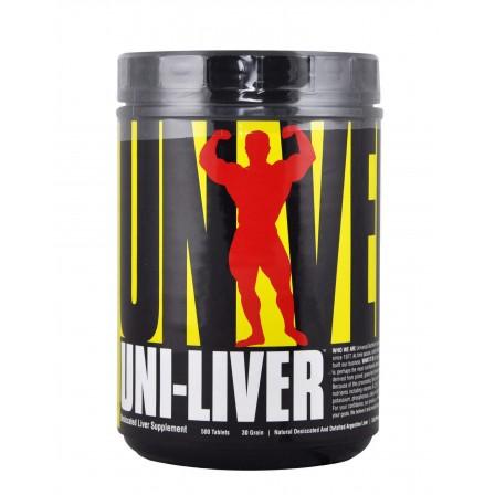 Universal Nutrition Uni Liver 250 tabs.