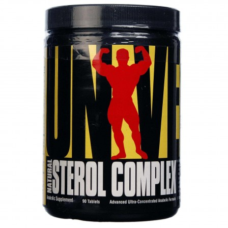 Universal Nutrition Natural Sterol Complex 90 tabs.