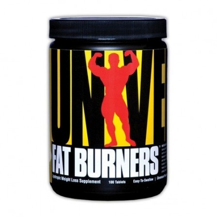 Universal Nutrition Fat Burners ЕТS 100 tabs.