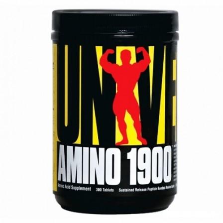 Universal Nutrition Amino 1900 300 tabs.