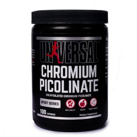 Universal Nutrition Chromium Picolinate 100 caps.