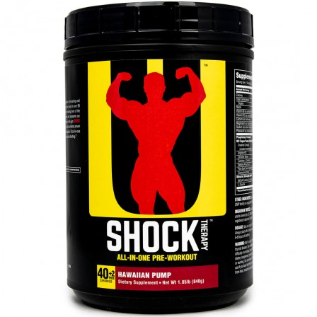 Universal Nutrition Shock Therapy 840 gr.