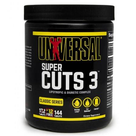 Universal Nutrition Super Cuts 3 130 tabs.