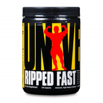 Universal Nutrition Ripped Fast 120 caps.