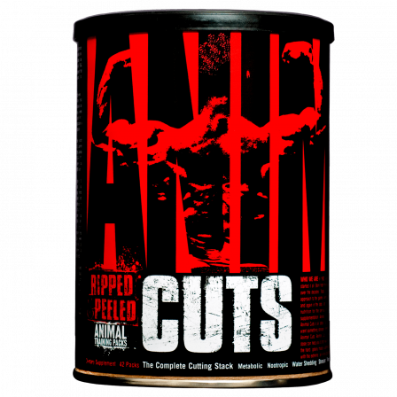 Universal Nutrition Animal Cuts 44 packs.