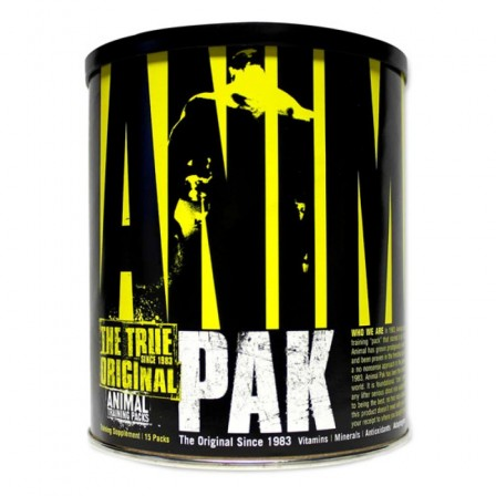Universal Nutrition Animal Pak 15 packs