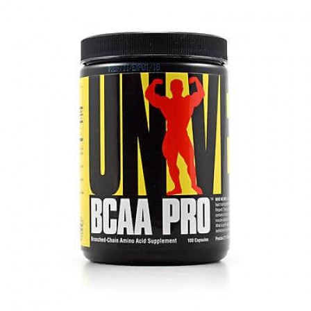 Universal Nutrition BCAA Pro 100 caps.