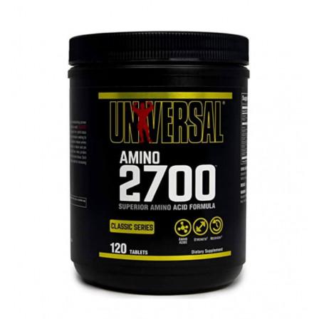 Universal Nutrition Amino 2700 120 tab.