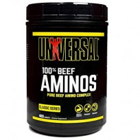 Universal Nutrition Beef Aminos 400 tabs.